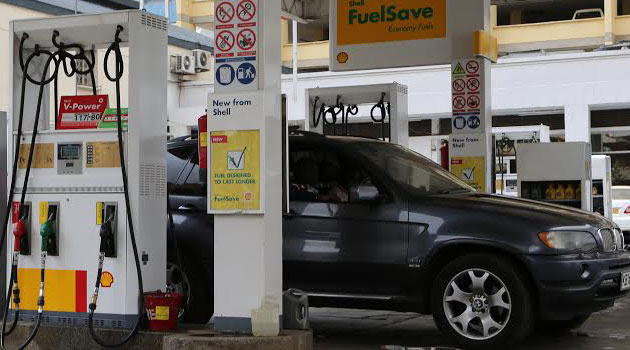 A litre of super petrol has increased by Sh1.31 to retail at Sh98.59 in Nairobi, while diesel has gone up by Sh1.25 to Sh84.56.  The cost of kerosene has increased marginally by 96 cents to sell at Sh62.74 a litre/FILE