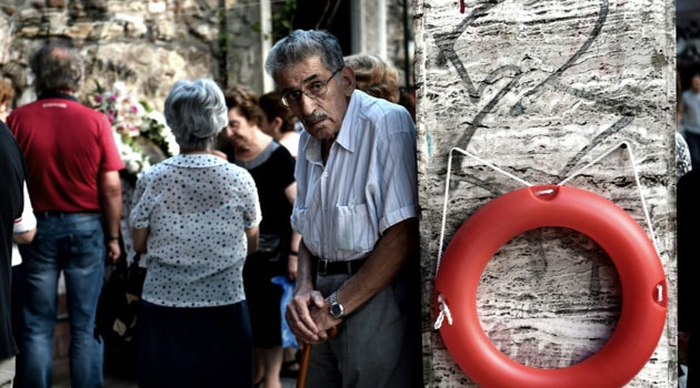 European leaders gave debt-stricken Athens a final deadline of Sunday to reach a new bailout deal/AFP