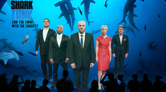 "The 'Shark Tank'  TV series features a panel of potential investors called ""sharks"" who consider offers from aspiring entrepreneurs seeking investments for their business or product/FILE"