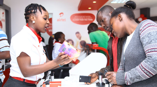 Airtel has 20 customer service shops and 25 distributors-owned shops/CFM BUSINESS