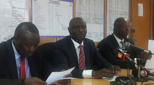 Among those appointed are Fernandes Barasa who has been confirmed as the Managing Director and Chief Executive Officer of the Kenya Electricity Transmission Company Limited/FILE