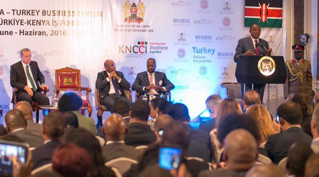 He said Kenya's emerging middle class is also an attractive market coupled with the country's rich human resource capital/PSCU