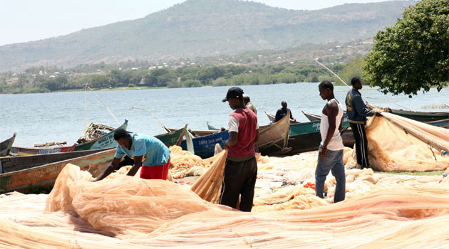 Ranguma says that the county government of Kisumu has continued to support the local fishing industry through improvement of infrastructure/XINHUA