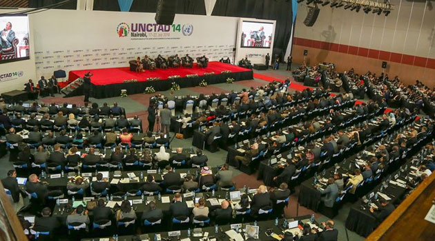 United Nations Conference on Trade and Development (UNCTAD) Secretary General Mukhisa Kituyi explained that there is a huge divide that is opening between countries that are exploiting those opportunities and those that are not/FILE