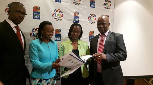 According to a study by the Kenya Private Sector Alliance (KEPSA) in partnership with TIFA research, businesses which experienced higher revenue losses were from banking and finance sector that lost an average of Sh166,727 per day/FILE