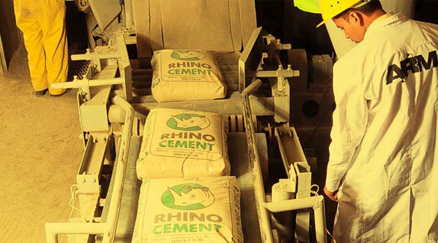The sale saw ARM Cement sell about 350 million shares at a price of Sh40 per ordinary share/FILE