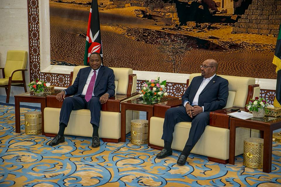 Kenya is poised to gain from the agreements as the Sudan has made strides in petroleum and gas and mining sectors/PSCU