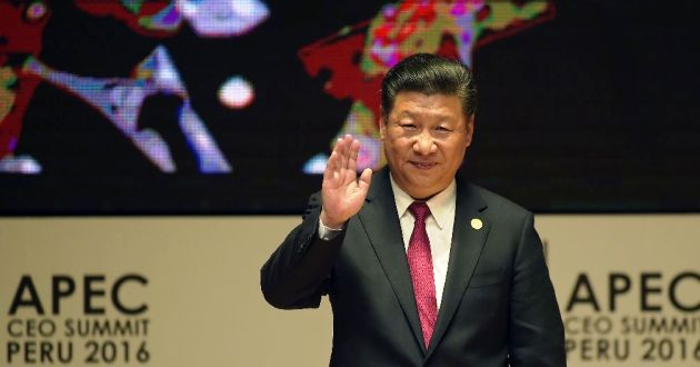 China's President Xi Jinping recently called on Asia-Pacific countries to build the larger Free Trade Area of the Asia-Pacific pushed by Beijing/AFP