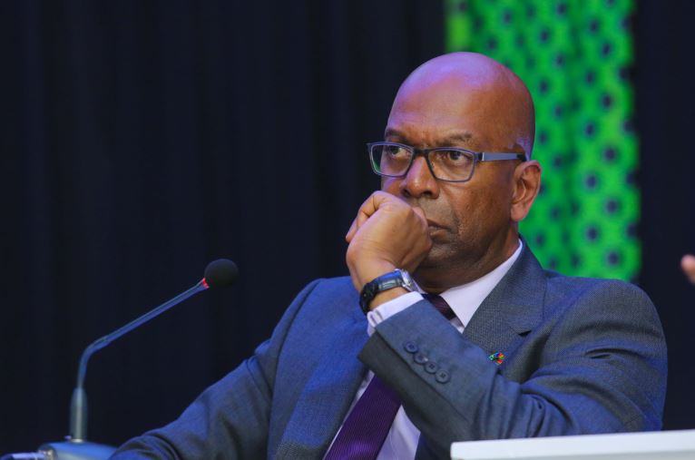 COLLYMORE - Safaricom moves to calm fears over Collymore's exit