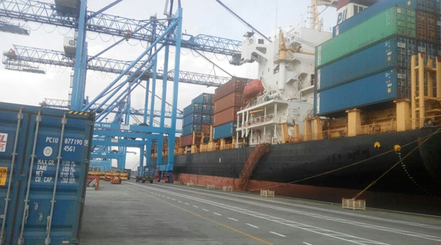 PORT of MOMBASA - KRA's new automated clearing system nets Sh65mn from clinker cargo at Mombasa