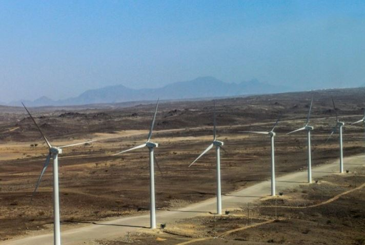 LAKE TURKANA WIND POWER - Kenya to launch Africa's biggest wind farm