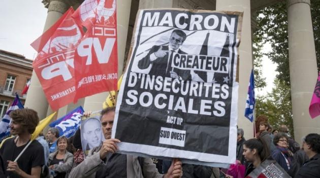 Macron Economy