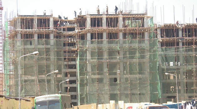 HOUSINGCONSTRUCTION - US entrepreneur invests in 300 housing units in Kiambu County