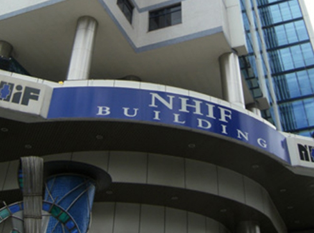 NHIF BUILDING - NHIF investigating 80 health centres over fraud claims, suspends 7