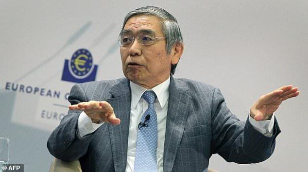 Japan's Kuroda