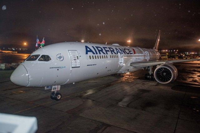 AIR FRANCE - Air France to increase weekly flights to Nairobi from April