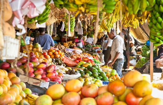 grocery food kiosk - Annual inflation rises to 5.78pc in January