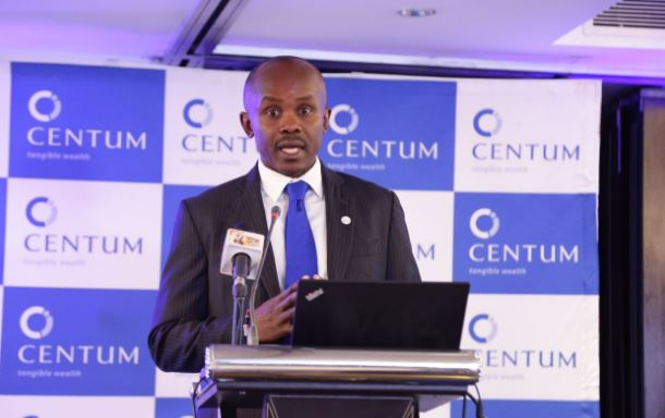 JAMES MWORIA CENTUM - Centum's profit jumps 226pc to Sh6.79bn driven by disposal of bottlers' subsidiaries