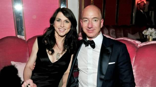 Bezos - The Jeff Bezos divorce: $136 billion and Amazon in the middle