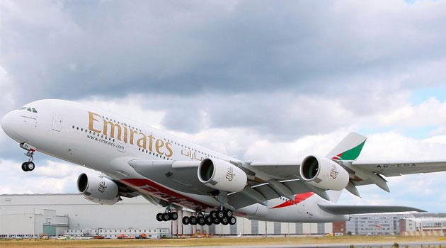 EMIRATES A 380 - Emirates releases biggest offer yet for Kenyan travelers