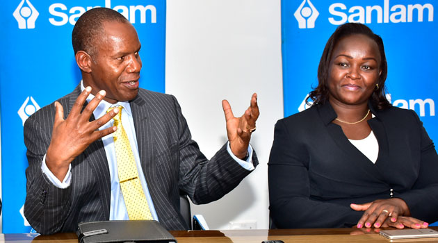 SANLAM TUMBO LAICHENA - Sanlam Kenya affirms focus on insurance services in new operating strategy