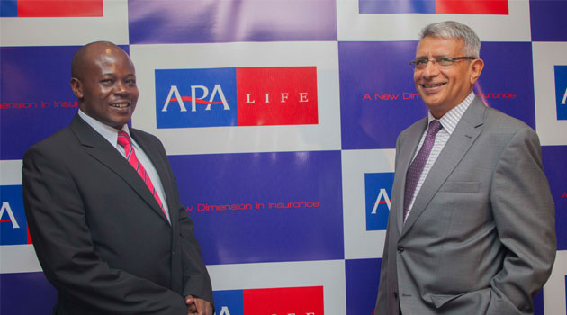 APA LIFE ASHOK - APA Apollo Group results reflect significant improvement in earnings