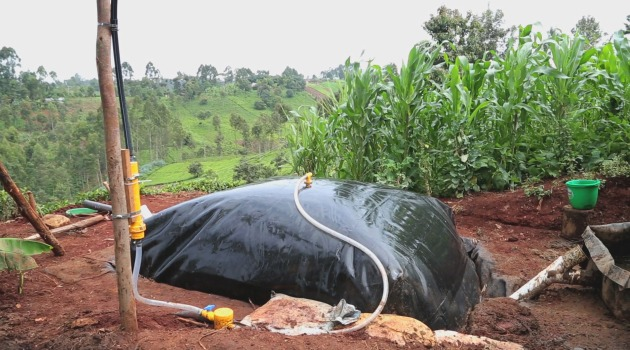 Bio - Social enterprise secures funding to assemble bio-digesters