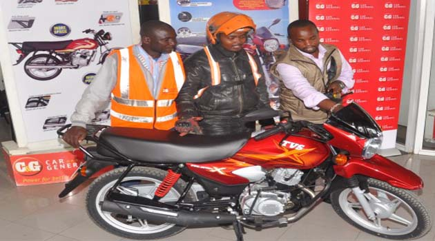 Gar General - Rising demand for motorcycles to be met by new fuel efficient machine