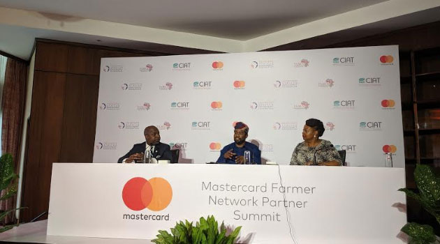 MASTERCARD AND USADF - Mastercard partners with USADF and CIAT to open up new opportunities for small scale farmers in Africa