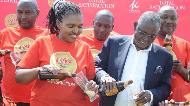 TABITHA KARANJA - Keroche says its continued innovation benefitting farmers and creating jobs