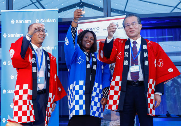 sompo e1563779456550 - Sanlam partners with Japanese firm to expand its access to the East African region