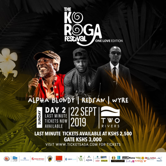 koroga e1568802000789 - Ministry of Culture, Heritage endorses Koroga Festival set for this weekend at Two Rivers Mall
