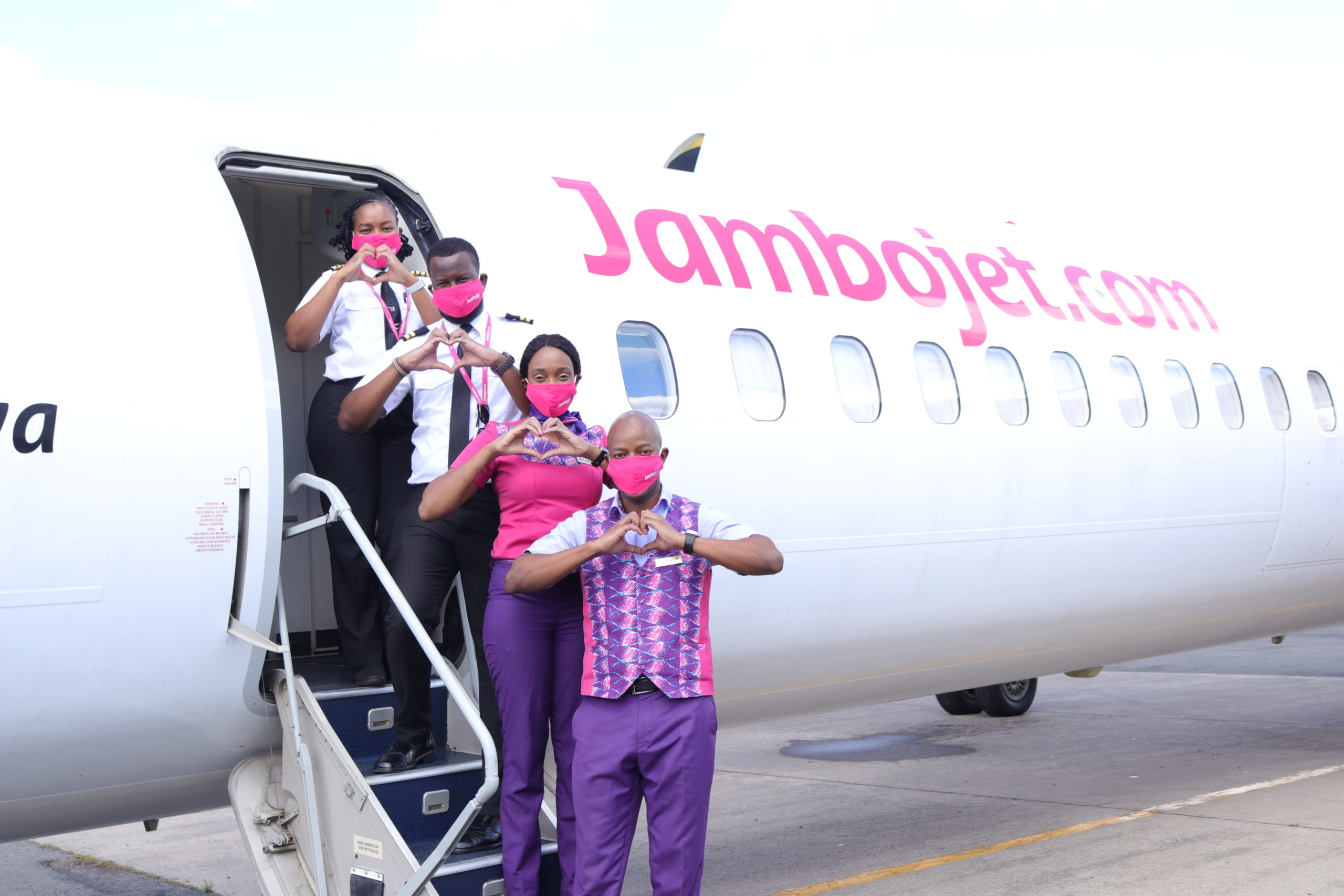 Jambojet Launches Campaign to Encourage Domestic Travel - Capital Business