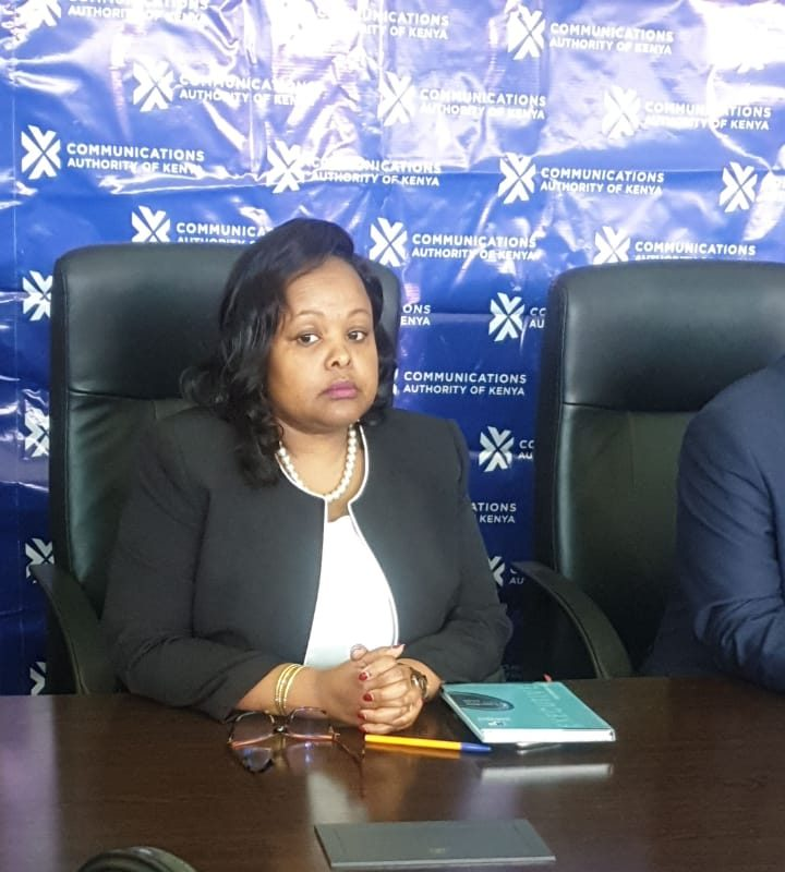 CA appoints Mercy Wanjau Acting Director General to replace Wangusi