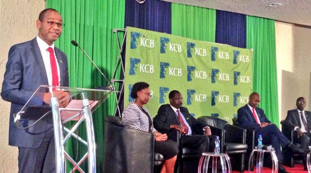 KCB is in seven countries including Kenya, Uganda, Tanzania, Rwanda, Burundi, South Sudan and recently opened Ethiopia representative office/COURTESY