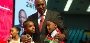 Joining Uhuru in his call for solidarity and resilience
