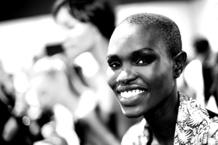 Backstage at Africa Fashion Week Johannesburg, South Africa (photo Susan Wong 2011) 15