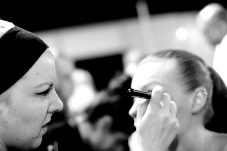 Backstage at Africa Fashion Week Johannesburg, South Africa (photo Susan Wong 2011) 16