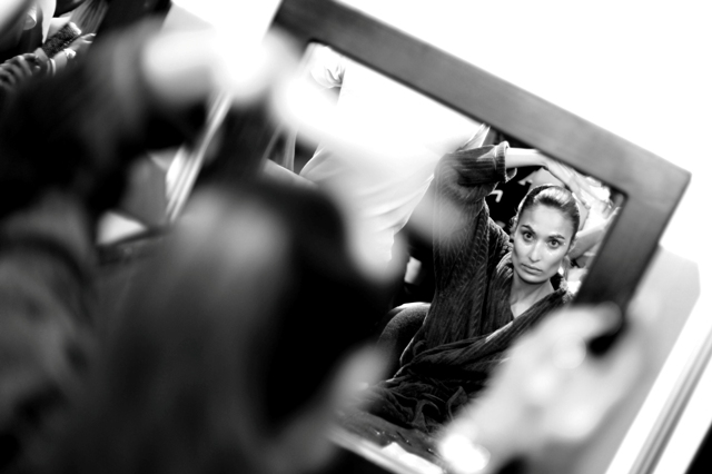 Backstage at Africa Fashion Week Johannesburg, South Africa (photo Susan Wong 2011) 20