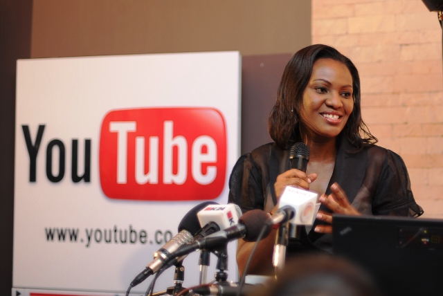 YouTube launches in Kenya (photo: Susan Wong 2011)