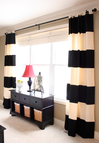 Selecting Living room curtains and drapes - Capital Lifestyle