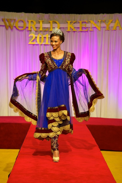 Miss World Kenya 2012 - Nairobi, Kenya (Thomson Ncube/2012)