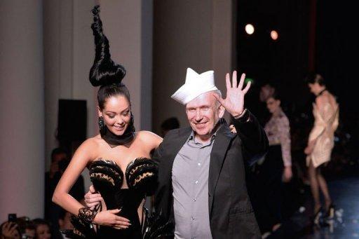 paris fashion week gaultier