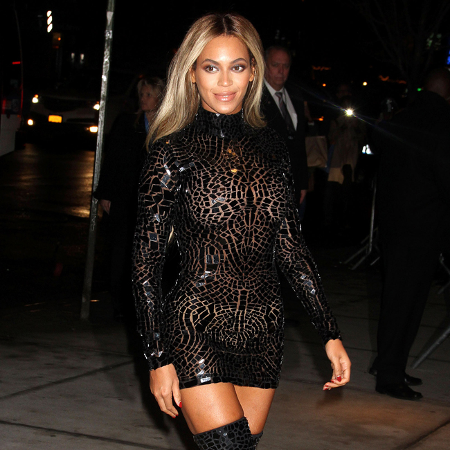 Beyonce celebrates the release of her self-titled visual album 'Beyonce' in LA