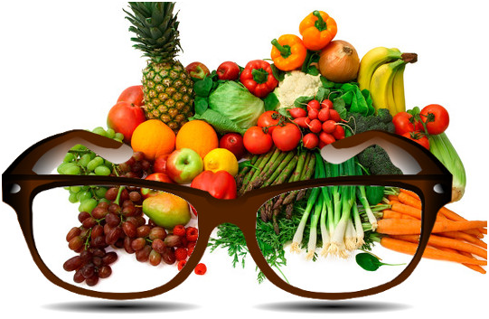 foods that promote eye health