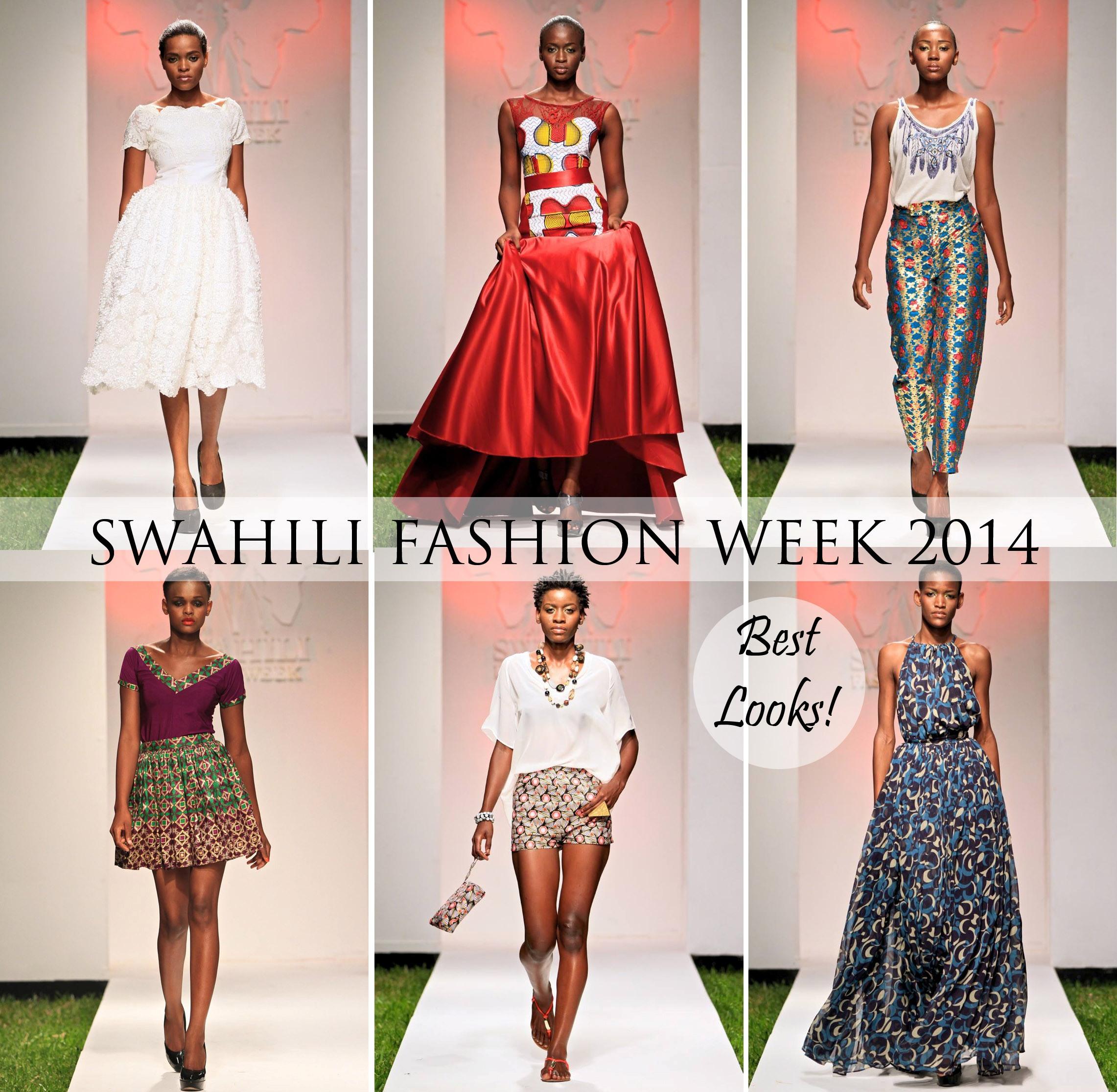 Swahili Fashion Week 2014