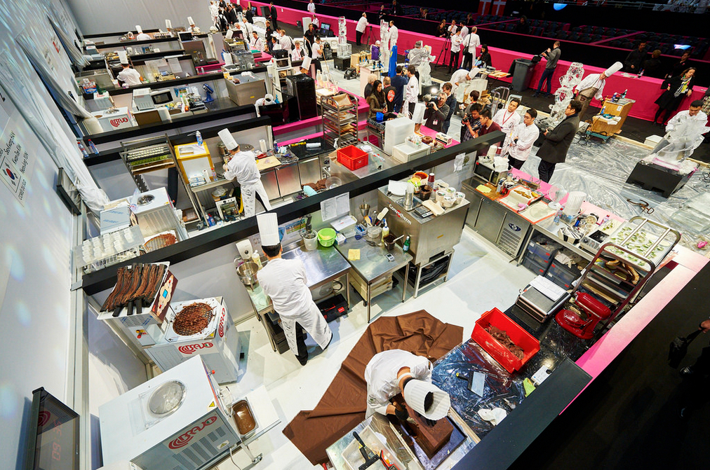 World Pastry Cup 2015 4