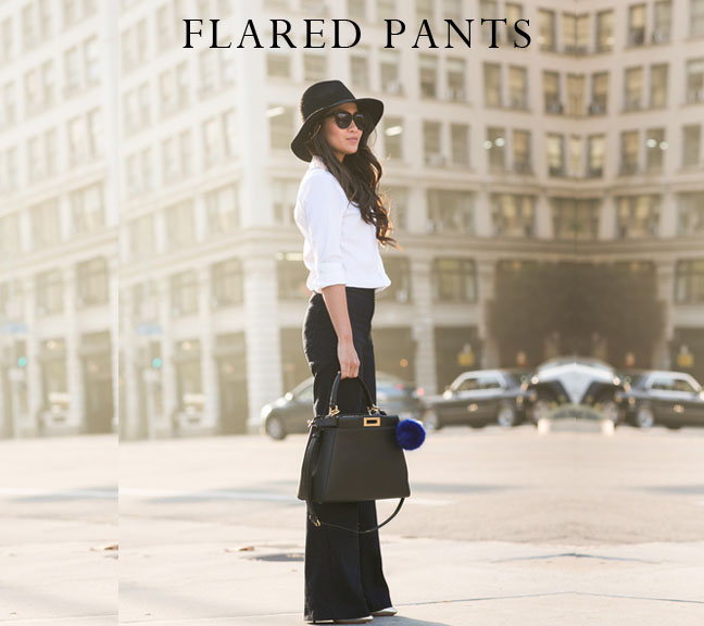 70s Fashion - Flared Pants Cover
