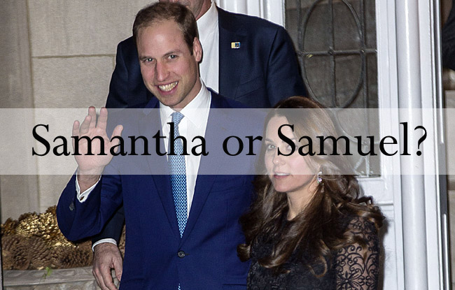 Prince William and Catherine Duchess of Cambridge go for dinner at American Friend of Royal Foundation at Gramercy Park in NYC