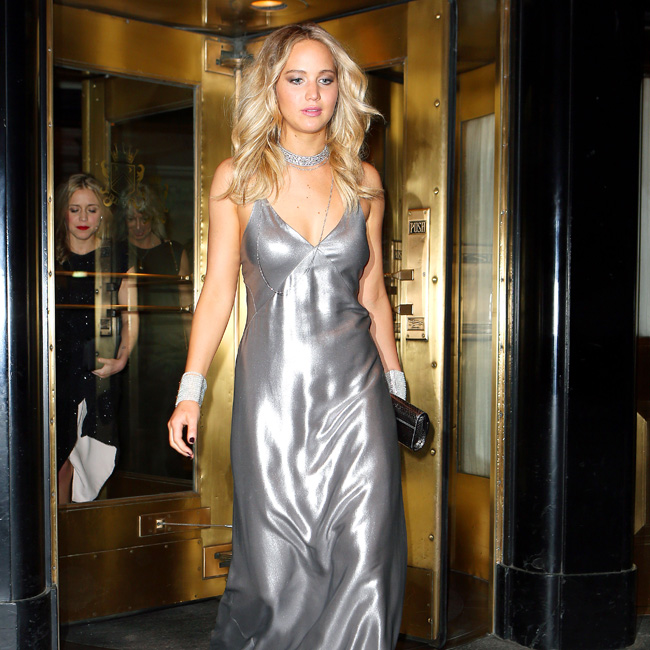 New friends Jennifer Lawrence and Lorde head out to dinner after the Met Gala in NYC